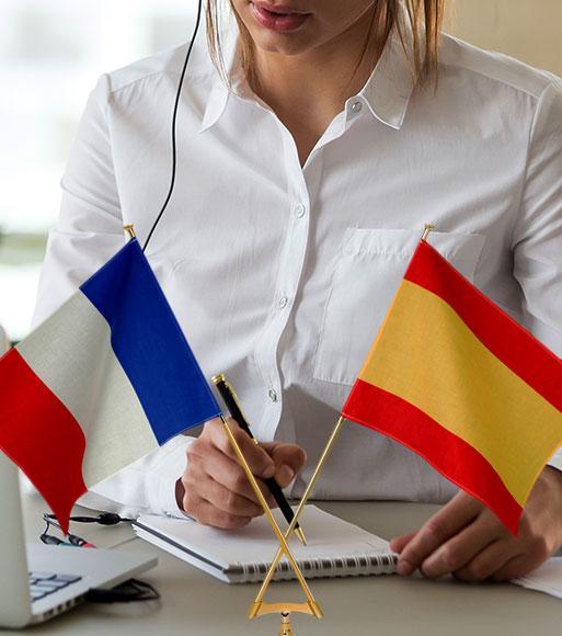 Traductores Francés Español